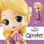 Rapunzel ของแท้ JP - Q Posket Disney - Normal Color [โมเดล Disney]