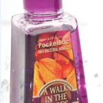 Alcohol Gel Hand Wash Bath & Body Works - Anti-BacteRIA PocketBac Deep Cleansing Hand Gel 29ml. เจลล้างมือ สูตรแอนตี้แบคทีเรีย (ไม่ต้องใช้น้ำ) แบบพกพา ใช้เพียงเล็กน้อย ก็ให้ความรู้สึกสะอาด ช่วยเสริมสร้างสุขอนามัยที่ดีให้กับเด็กๆ ทั้งยังมีกลิ่นหอมติดมือ มี