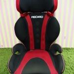 บูสเตอร์ชีท Recaro สีแดง ดำ