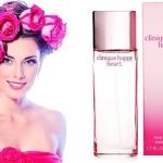 Clinique Happy Heart Eau De Perfume Spray (50 ml) น้ำหอมที่ให้ความหอมของกลีบดอกไม้ ให้กลิ่นสดชื่น สบายของไอเย็นจากยอดเขา เสริมด้วยกลิ่นหวานซ่อนเปรี้ยวของส้ม (Mandarin) พร้อมเพิ่มความโดดเด่นเฉพาะของความเป็นผู้หญิง ด้วยกลิ่นดอกไม้นานาชนิดทั้ง yellow primros