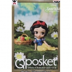 Snow White ของแท้ JP - Petit Q Posket Disney [โมเดล Disney]