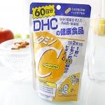 DHC-Supplement Vitamin C 60 วัน วิตามินซี 1,000 มิลลิกรัม ( 2 แคปซูล) สำหรับบำรุงร่างกายและผิวพรรณ ถือเป็นสารต้านอนุมูลอิสระที่มีส่วนช่วยในการฟื้นฟูร่างกายในหลายด้าน อาทิ ช่วยฟื้นฟูผิวที่ถูกแดดเผา ลดปัญหาฝ้า กระ จุดด่างดำ คืนความเปล่งปลั่งสุขภาพดีสู่ผิว ช