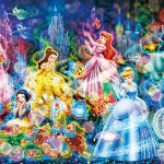 Disney Princess ของแท้ JP - Jigsaw Disney [จิ๊กซอว์ Disney]