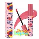 Stylenanda | 3CE Maison Kitsune' Velvet Lip Tint # Strawberry Delight ชมพูหวานสดใส ลิปเนื้อทินท์เนื้อกำมะหยี่ นุ่มลื่น เกลี่ยง่าย เบาสบายปาก เม็ดสีแน่น สีคมชัดติดทนนาน ไม่ทำให้ริมฝีปากแห้ง ตกร่องหรือลอกเป็นขุย ริมฝีปาก สวยสดใส อวบอิ่ม เย้ายวน ดูสุขภา