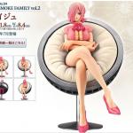 Reiju ของแท้ JP แมวทอง - Vinsmoke Family Banpresto [โมเดลวันพีช]