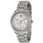 นาฬิกา นาฬิกาข้อมือ Michael Kors รุ่น MK5165 Michael Kors Ladies Chronograph White Crystal Stainless Steel Watch สินค้าใหม่ ของแท้ 100% ของใหม่ มือ 1 ราคาพิเศษ เพียง 4,790 บาท ฟรี Ems มาพร้อมป้ายราคา และ กล่อง watch station Brand Name: Michael Kors Model