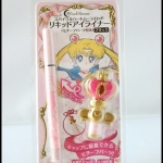 """Creer Beaute - Sailor Moon Miracle Romance Moon Stick Pencil Eyeliner (Black) (Limited Edition) 1. Miracle Romance Spiral Heart Moon Rod Liquid eyeliner"""" หน้ากล่อง เซเลอร์มูน 2. Sailor Moon Cutie Moon Rod Liquid Eyeliner Black 2016 New Version - Cutie Moo"""