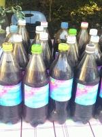 น้ำสมควันไม้ 1 ลิตร สำหรับพืช