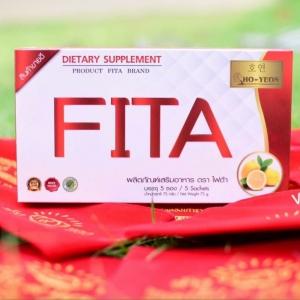 FITA by HO-YEON ไฟต้า โฮยอน เสริมจุลินทรีย์ที่มีประโยชน์ต่อลำไส้ หุ่นสวย พุงยุบ สลายไขมัน