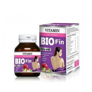 ไบโอ ฟิน วิตามิน BIO Fin VITAMIN 3in1 Premium ราคาส่ง