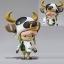 Straw Hat Pirates Film Z Setของแท้ JP แมวทอง - Super Modeling Soul Bandai [โมเดลวันพีช] (9 ตัว) thumbnail 18