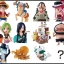 Fishman Island Set ของแท้ JP แมวทอง - SD Bandai [โมเดลวันพีช] (12 ตัว) thumbnail 4