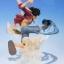 Luffy Ver. Hawk Whip ของแท้ JP แมวทอง - Bandai FZ [โมเดลวันพีช] thumbnail 2