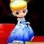 Cinderella ของแท้ JP - Q Posket Disney - Special Color [โมเดล Disney] thumbnail 8