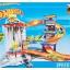 รถ Hot Wheels Speedtropolis 3-Level Adventure City Playset ส่งฟรี thumbnail 1