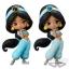 Jasmine ของแท้ JP - Q Posket Disney - Pastel Color [โมเดล Disney] thumbnail 4
