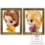 Belle ของแท้ JP - Q Posket Disney - Special Color [โมเดล Disney] thumbnail 5