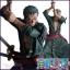 Zoro Swordsman ของแท้ JP แมวทอง - Banpresto [โมเดลวันพีช] thumbnail 9