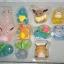 Pokemon Kids Set สวมนิ้ว ของแท้ JP - Bandai [โมเดลโปเกมอน] (11 ตัว) thumbnail 3