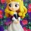 Aurora ของแท้ JP - Q Posket Disney - Normal Color [โมเดล Disney] thumbnail 4