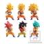 Goku Super Saiyan Set ของแท้ JP แมวทอง - WCF Banpresto [โมเดลดราก้อนบอล] (Rare) 6 ตัว thumbnail 13