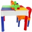 โต๊ะต่อเลโก้ 2in1 Construction Table Set + 1 เก้าอี้ + เลโก้ 30 ตัว ส่งฟรีพัสดุไปรษณีย์ thumbnail 5