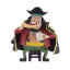 Blackbeard ของแท้ JP แมวทอง - WCF Ichiban Kuji Banpresto [โมเดลวันพีช] thumbnail 4