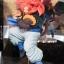 Gogeta Super Saiyan 4 ของแท้ JP แมวทอง - Scultures Banpresto [โมเดลดราก้อนบอล] thumbnail 7
