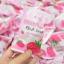 สบู่มาร์คสตรอ by sumanee (Strawberry Mask Soap) ราคาส่งโทร 096-7914965 thumbnail 1