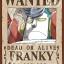 Franky Wanted - Jigsaw One Piece ของแท้ JP แมวทอง (จิ๊กซอว์วันพีช) thumbnail 1