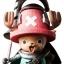 Chopper DPCF ของแท้ JP แมวทอง - Door Painting Collection Figure Plex [โมเดลวันพีช] thumbnail 4