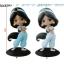 Jasmine ของแท้ JP - Q Posket Disney - Pastel Color [โมเดล Disney] thumbnail 5