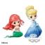 Cinderella ของแท้ JP - Q Posket Disney - Special Color [โมเดล Disney] thumbnail 5