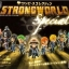 Straw Hat Pirates Ver. Strong World Special Color Set ของแท้ JP แมวทอง - SD Bandai [โมเดลวันพีช] (9 ตัว) thumbnail 1