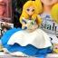 Alice in Wonderland ของแท้ JP - Crystalux Disney [โมเดล Disney] thumbnail 7