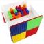 โต๊ะต่อเลโก้ 2in1 Construction Table Set + 1 เก้าอี้ + เลโก้ 30 ตัว ส่งฟรีพัสดุไปรษณีย์ thumbnail 3
