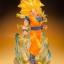 Goku Super Saiyan 3 ของแท้ JP แมวทอง - Bandai FZ [โมเดลดราก้อนบอล] thumbnail 4