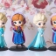 Elsa ของแท้ JP - Q Posket Disney - Normal Color [โมเดล Disney] thumbnail 14