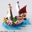 Thousand Sunny ของแท้ JP แมวทอง - Bandai Grand Ship Collection [โมเดลเรือวันพีช] thumbnail 9
