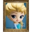 Elsa ของแท้ JP - Q Posket Disney - Normal Color [โมเดล Disney] thumbnail 9