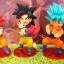 Goku Super Saiyan Set ของแท้ JP แมวทอง - WCF Banpresto [โมเดลดราก้อนบอล] (Rare) 6 ตัว thumbnail 10