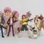 Straw Hat Pirates Film Z Setของแท้ JP แมวทอง - Super Modeling Soul Bandai [โมเดลวันพีช] (9 ตัว) thumbnail 19