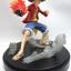 Luffy Ver. Battle with Haki ของแท้ JP แมวทอง - Ichiban Kuji Banpresto [โมเดลวันพีช] thumbnail 8