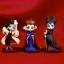 Cruella ของแท้ JP - Petit Q Posket Disney [โมเดล Disney] thumbnail 9