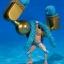 Franky 20TH ของแท้ JP แมวทอง - Bandai FZ [โมเดลวันพีช] thumbnail 3