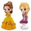 Belle ของแท้ JP - Q Posket Disney - Special Color [โมเดล Disney] thumbnail 7