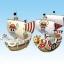 Thousand Sunny ของแท้ JP แมวทอง - DX Banpresto Grandline Ships [โมเดลเรือวันพีช] thumbnail 8