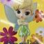 Tinkerbell ของแท้ JP - Q Posket Disney - Pastel Color [โมเดล Disney] thumbnail 10