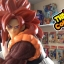 Gogeta Super Saiyan 4 ของแท้ JP แมวทอง - Scultures Banpresto [โมเดลดราก้อนบอล] thumbnail 12