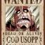 Usopp Wanted - Jigsaw One Piece ของแท้ JP (จิ๊กซอว์วันพีช) thumbnail 1